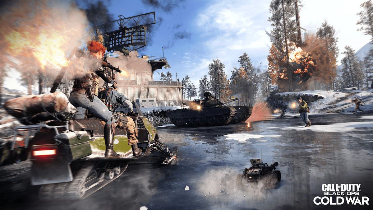 Is there a nuke in Call of Duty: Black Ops Cold War?