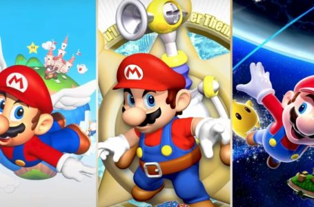Super Mario 3D All-Stars update 1.1 introduces inverted camera control in November