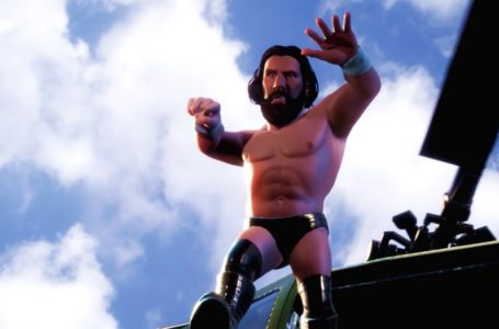 How to jump on the helicopter in WWE 2K Battlegrounds