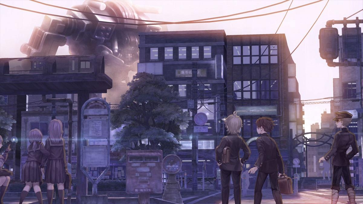 Is 13 Sentinels: Aegis Rim coming to Nintendo Switch?