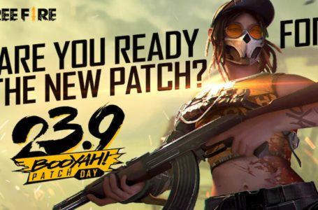 What is the release time for Free Fire OB24 Update?