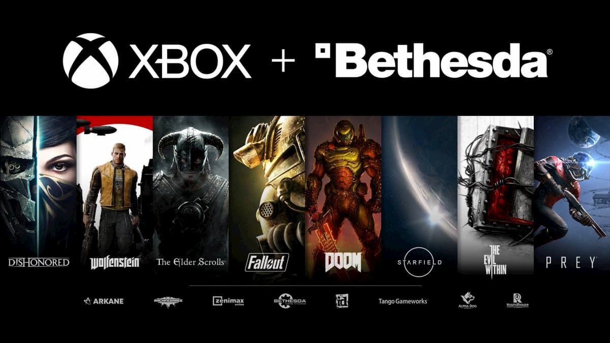 Bethesda back catalog could be coming soon to Xbox Game Pass
