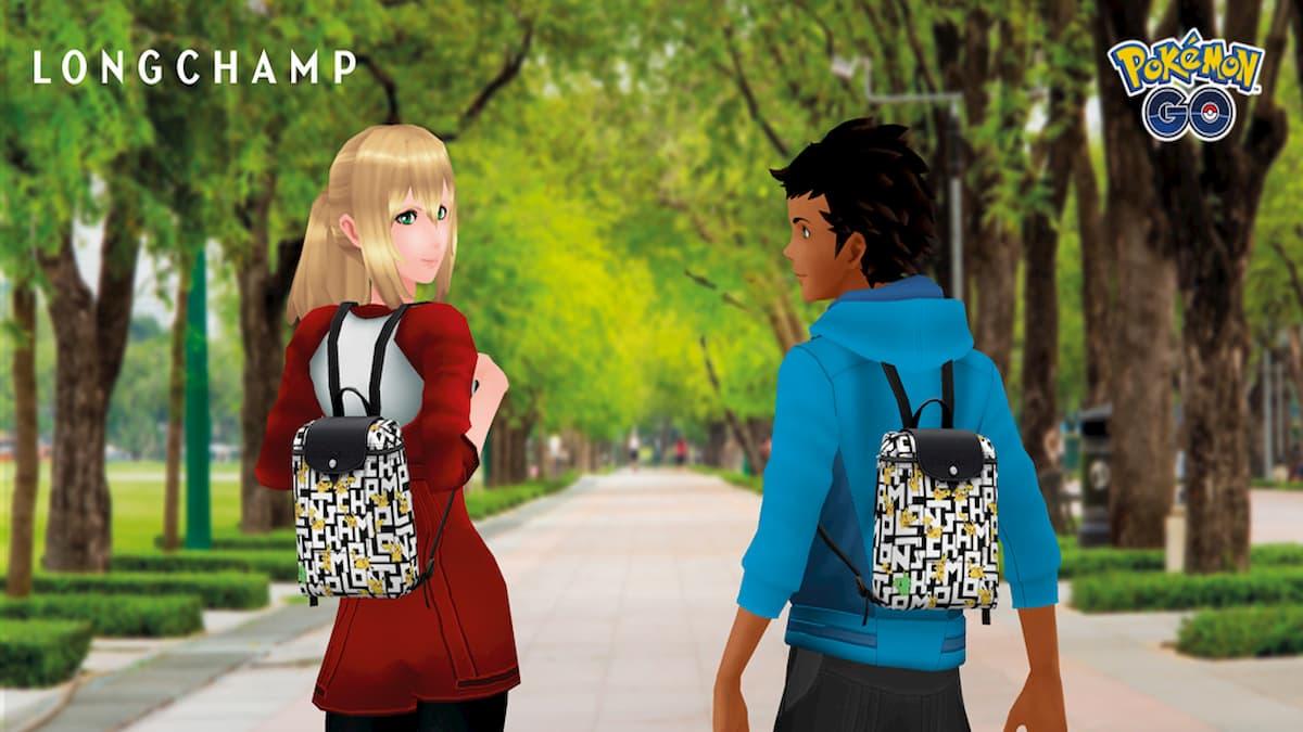 Longchamp and Pokémon Go collaboration event – All spawns, costumes, exclusive raid encounters, rewards
