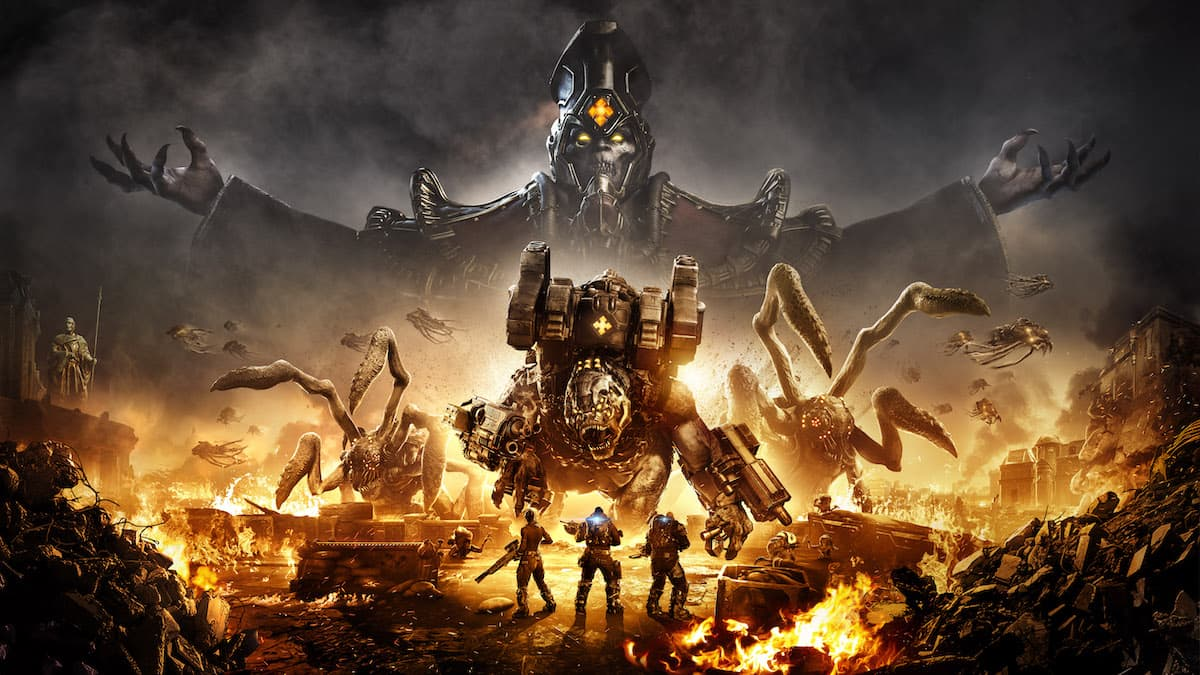 What is the release date for Gears Tactics on Xbox?