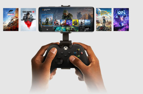 How does Xbox remote play streaming work with the Xbox mobile app?