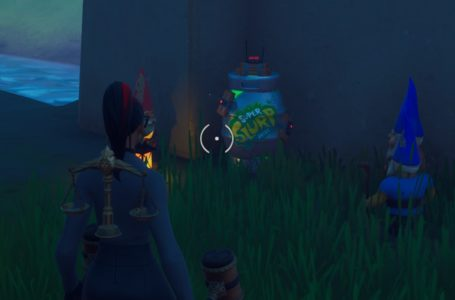 Where to find and disarm all of the traps for the secret Gnome challenge in Fortnite Chapter 2 Season 4