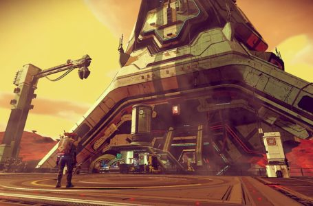 How to find the colossal archive buildings in No Man's Sky, and what they do