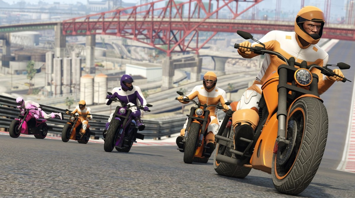 The 10 most expensive motorcycles in GTA Online
