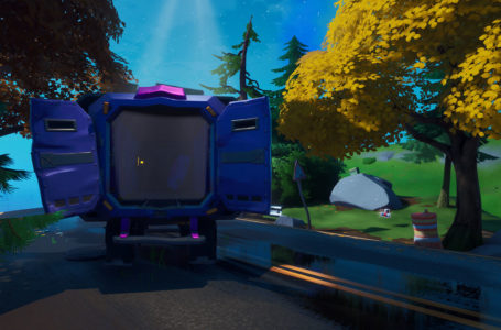 Where to locate a mutant containment truck in Fortnite Chapter 2 Season 4 – Wolverine Challenge