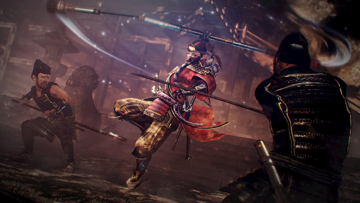 Nioh 2 Darkness in the Capital DLC - release date, armor and weapons, gameplay, storyline, and more