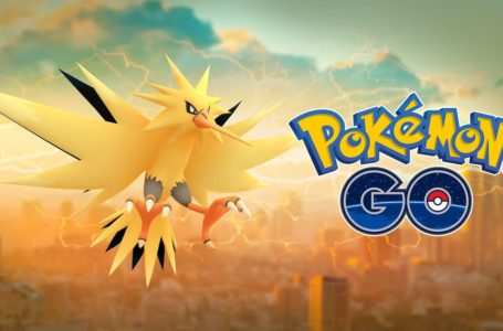 The best moveset for Zapdos in Pokémon Go
