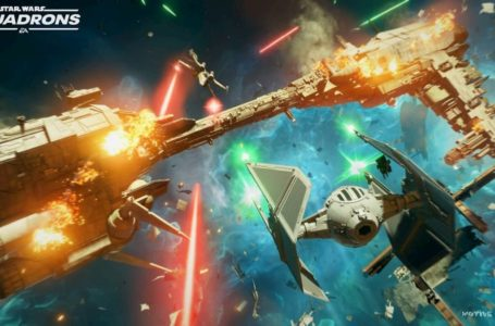 How do Operations work in Star Wars: Squadrons?