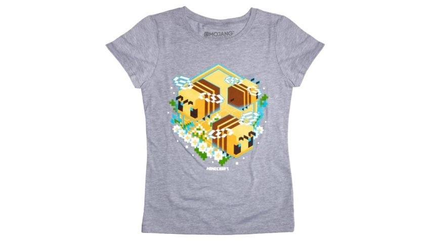 Minecraft Bee shirt
