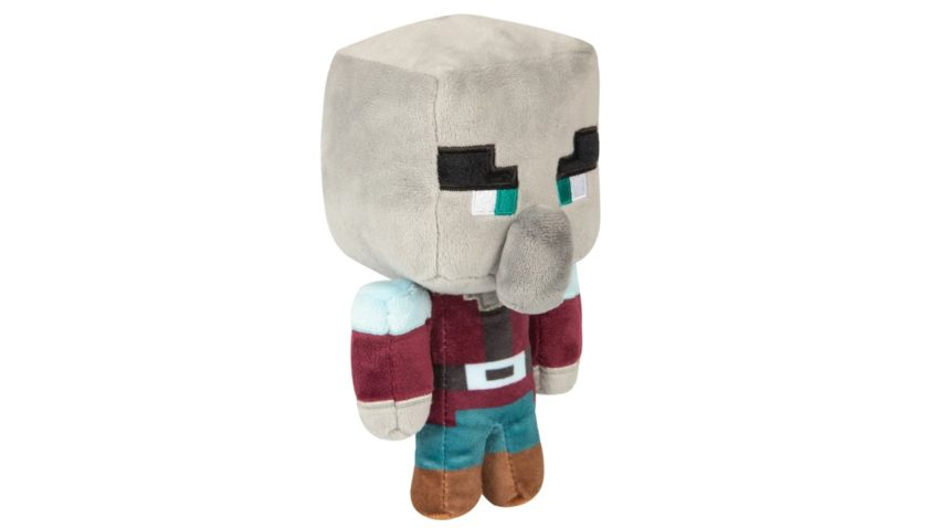 Pillager plush
