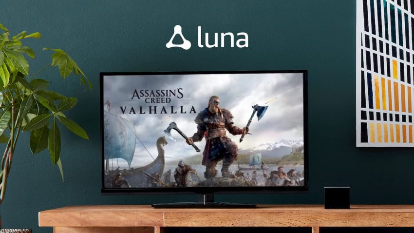 Amazon Luna Ubisoft