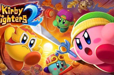 How to unlock all fighters in Kirby Fighters 2