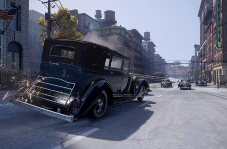 How to complete the 'Fair Play' race mission in Mafia Definitive Edition
