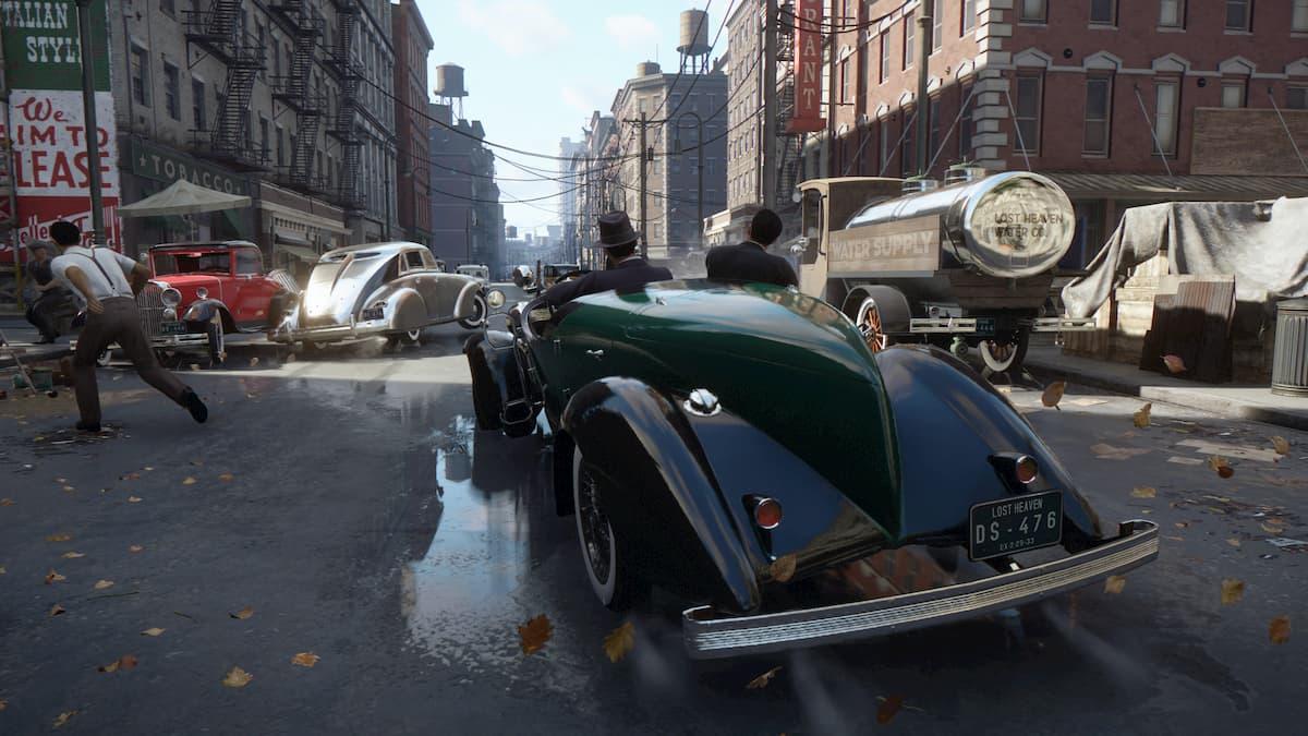 All hidden car locations in Mafia: Definitive Edition
