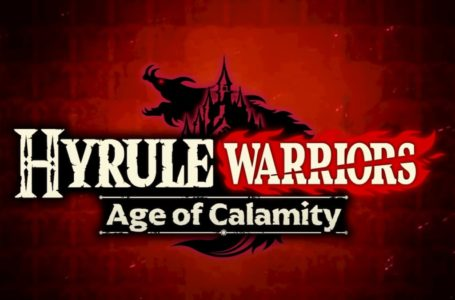 Everything shown in the Hyrule Warriors: Age Of Calamity Tokyo Game Show presentation