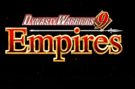 What is the release date for Dynasty Warriors 9 Empires?