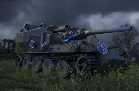 When is the release date for World of Tanks' The Last Waffentrager event?
