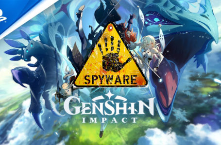 Does Genshin Impact have spyware?