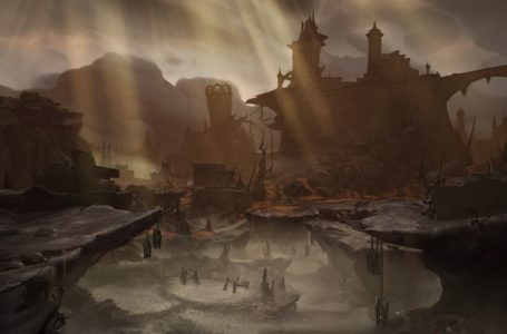 When does the World of Warcraft: Shadowlands pre-patch come out?