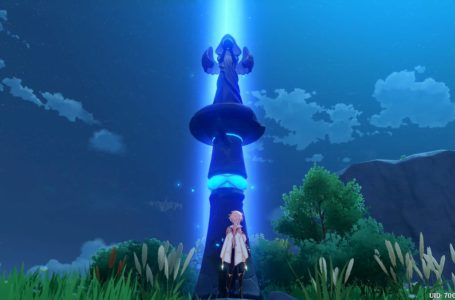 All Statue of the Seven locations in Genshin Impact