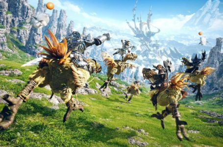 Best Tank Classes in Final Fantasy XIV