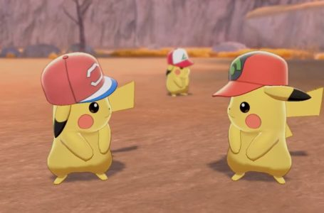 All of Ash's Pikachu codes for Pokémon Sword and Shield