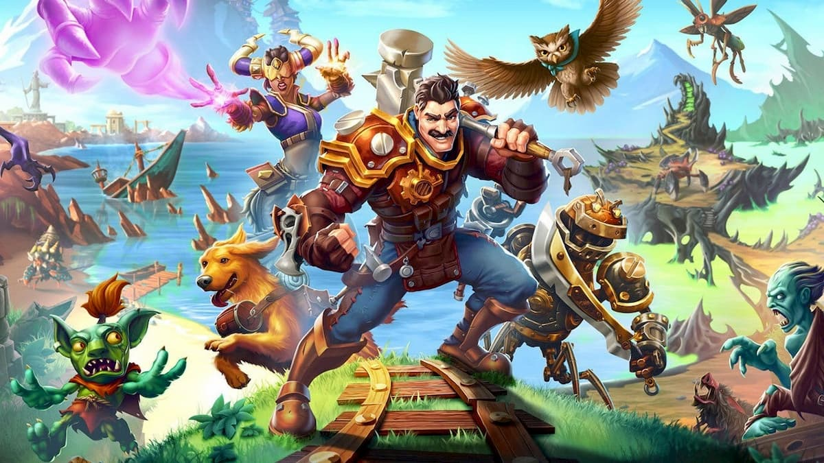 What is the release date for Torchlight III?