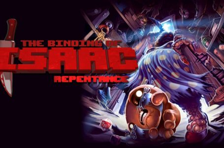 When is the release date for The Binding of Isaac: Repentance expansion?