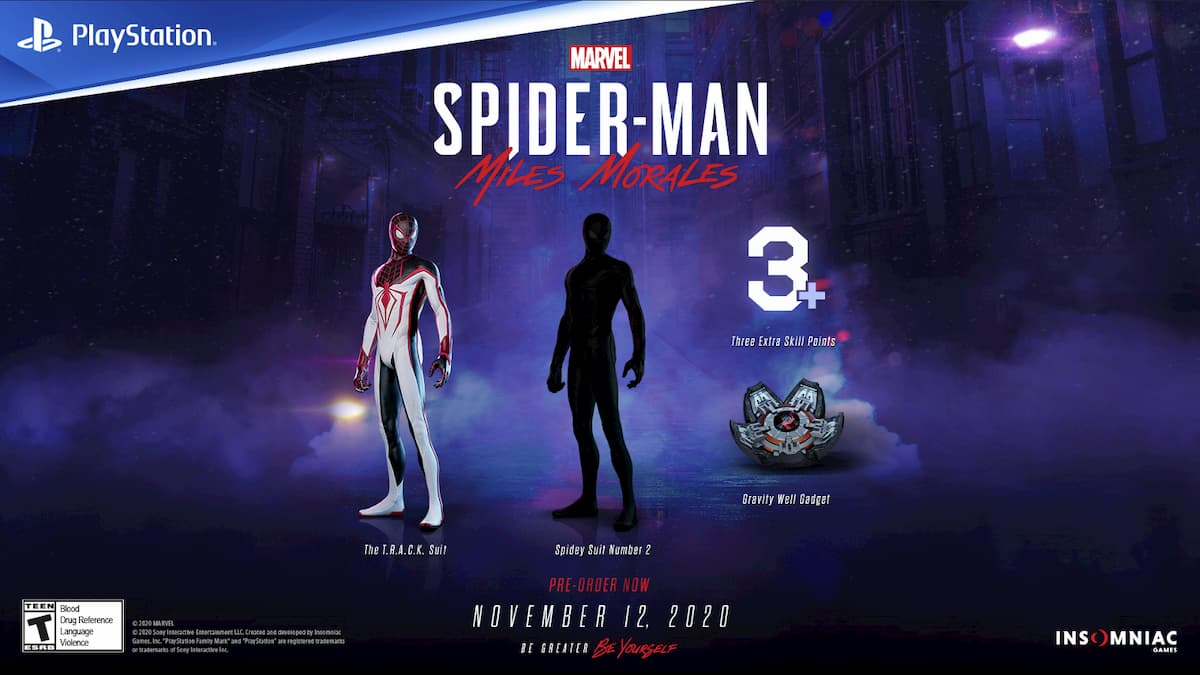 Marvel's Spider-Man: Miles Morales — Pre-order bonuses and editions guide
