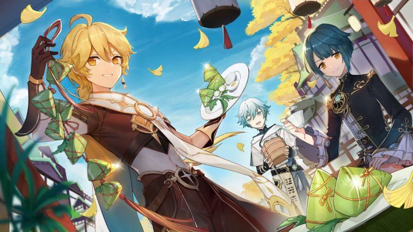 The Best Genshin Impact Wallpapers Gamepur