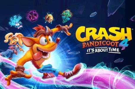 Crash Bandicoot 4: It's About Time – Trophy and achievement list