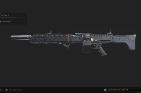 Best FiNN LMG loadouts in Call of Duty: Modern Warfare and Warzone