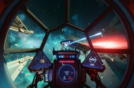 All controls and keybindings on PC for Star Wars: Squadrons