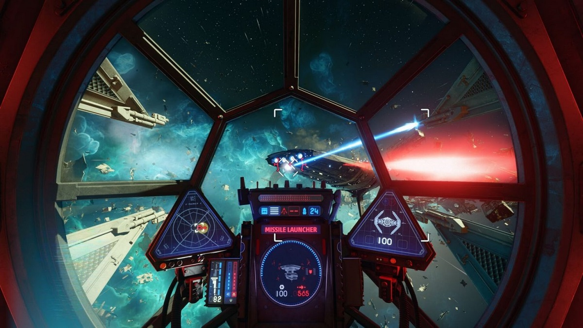 How Fleet Battles work in Star Wars: Squadrons