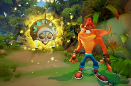 Who are the voice actors in Crash Bandicoot 4: It's About Time?