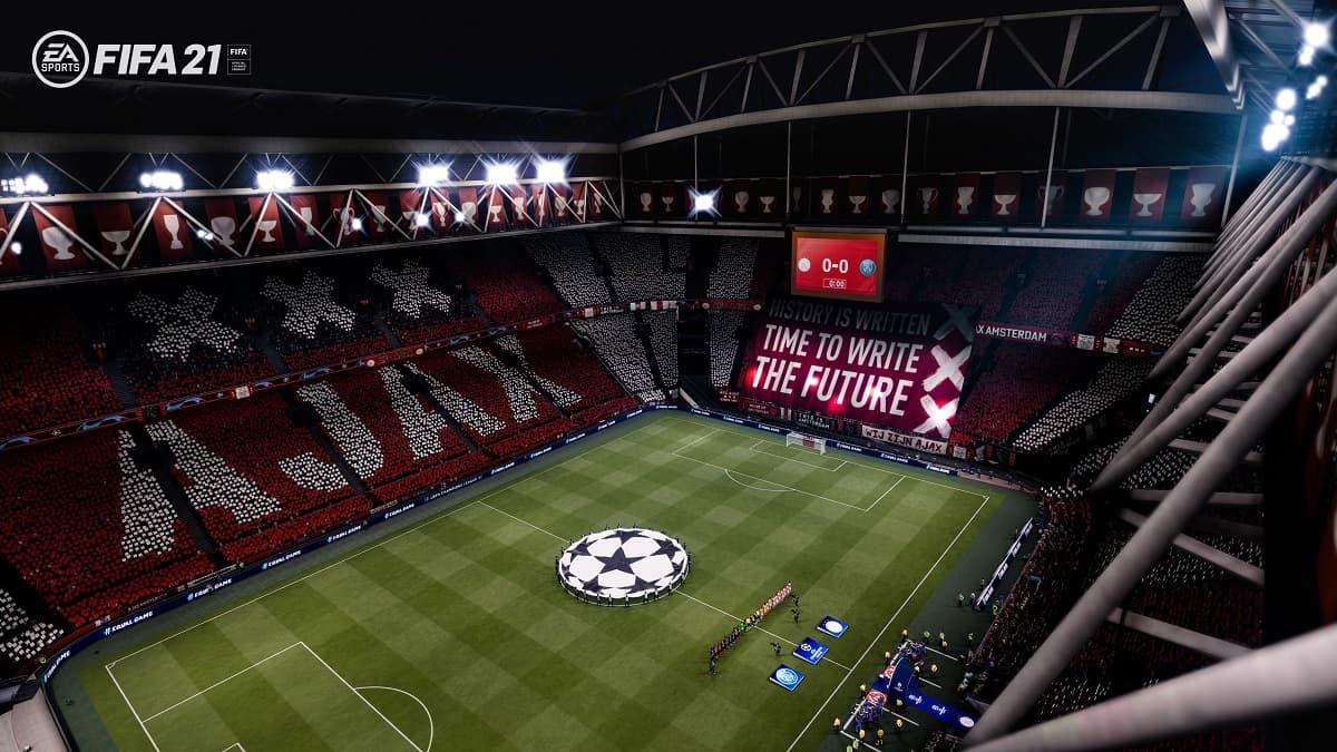 FIFA 21 Cruyff Stadium