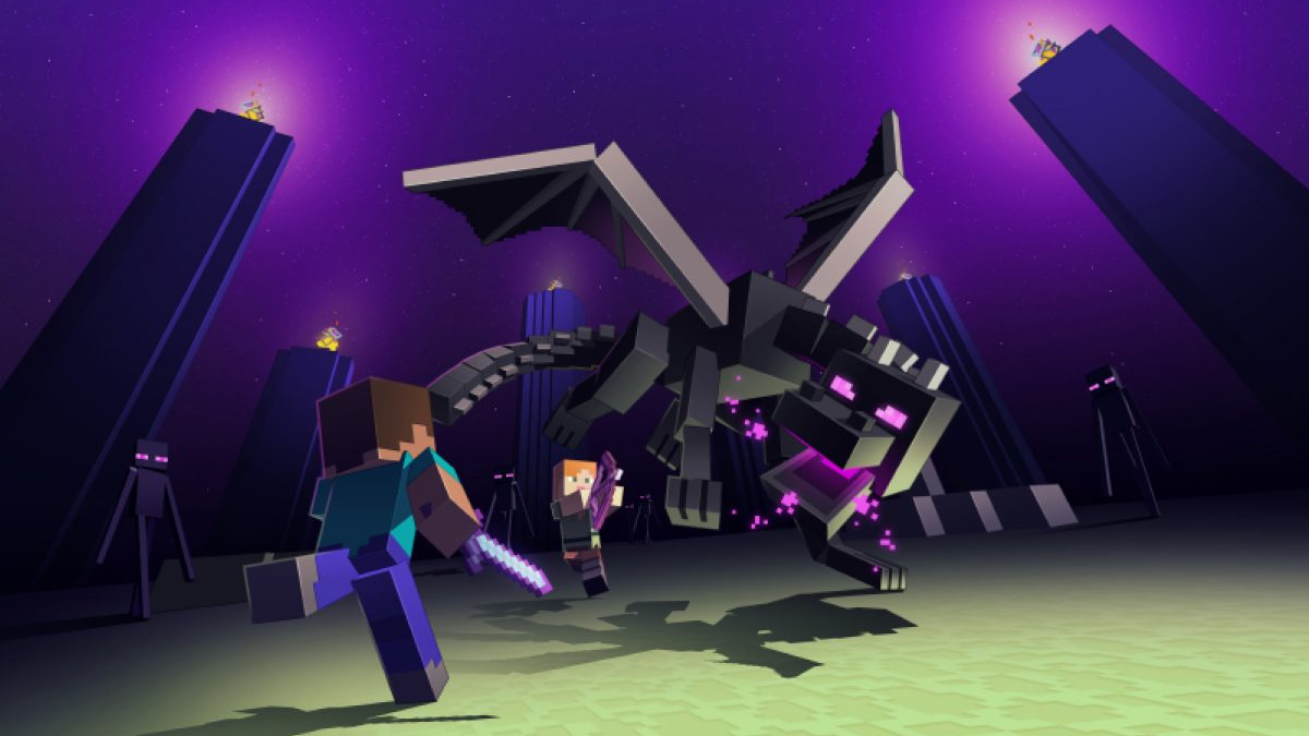 How to beat the Ender Dragon in Minecraft  Gamepur