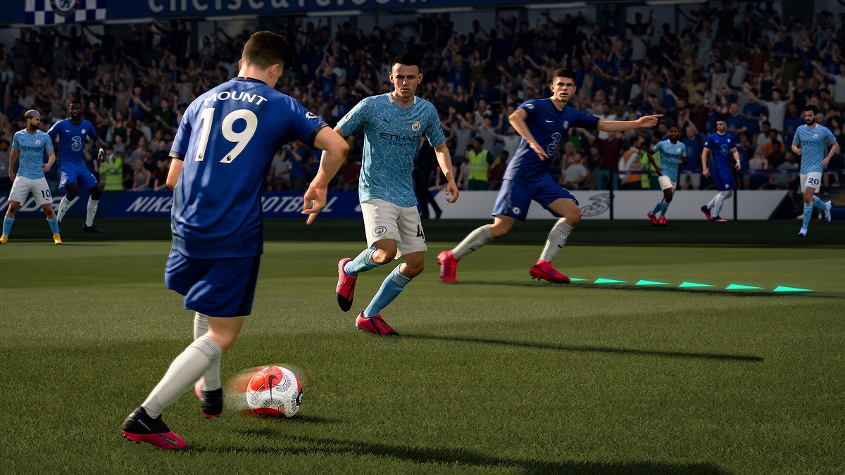 How to perform a drag back in FIFA 21