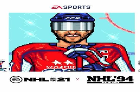 You can play NHL '94 Rewind early when you pre-order NHL 21