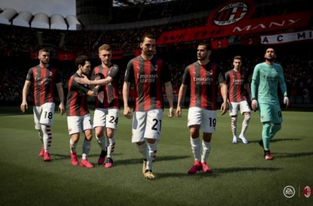How to change the camera angle and settings in FIFA 21