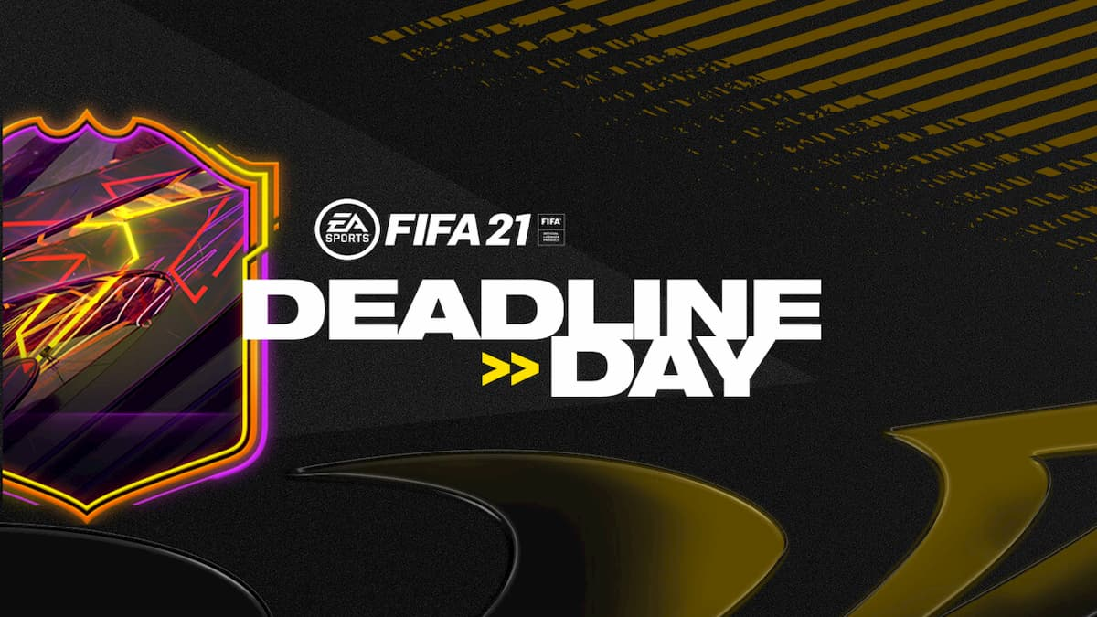 How to receive Deadline Day rewards in FIFA 21