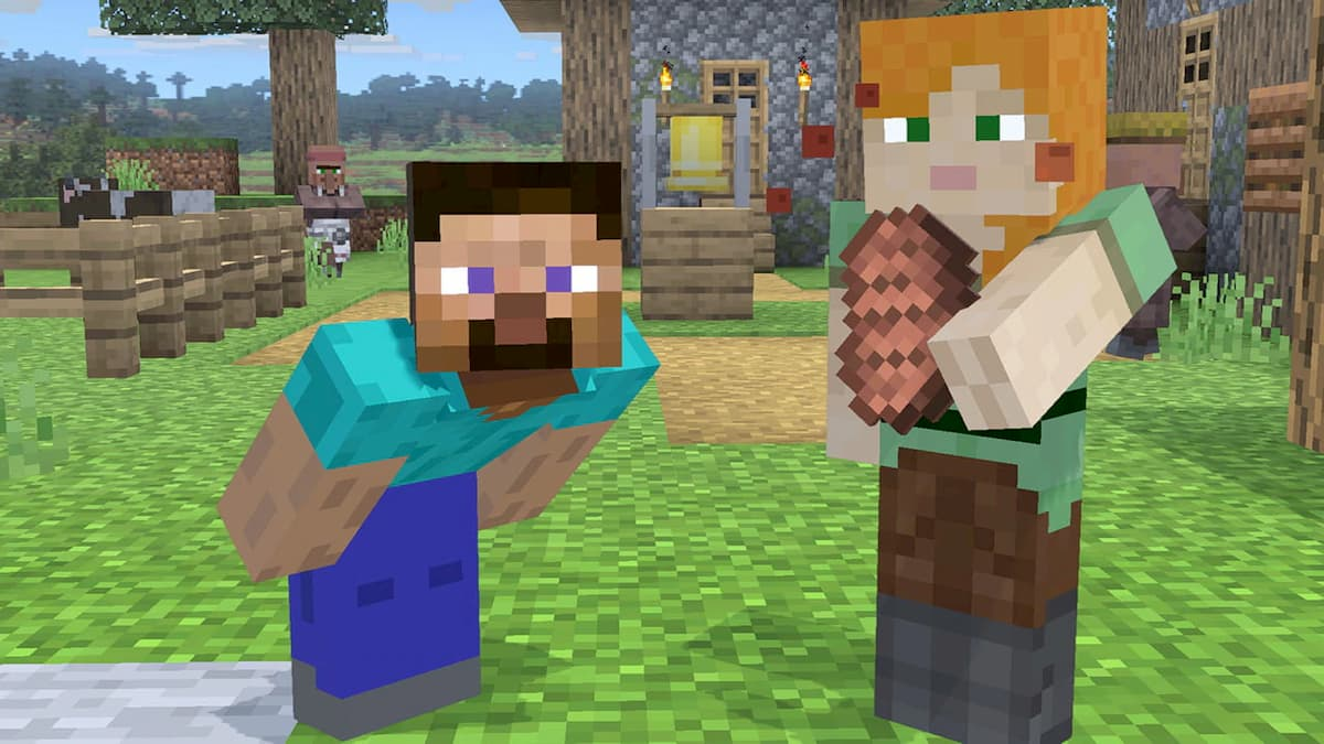 Super Smash Bros. Ultimate Minecraft