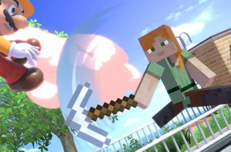 Super Smash Bros. Ultimate's Minecraft crossover required 5 years of negotiations