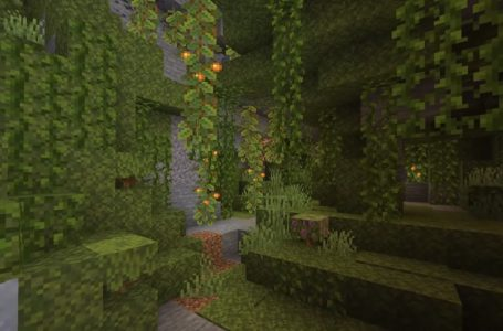 Minecraft Caves & Cliffs Update will be split into two separate updates