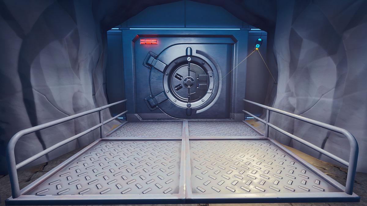 Doom's Domain Vault