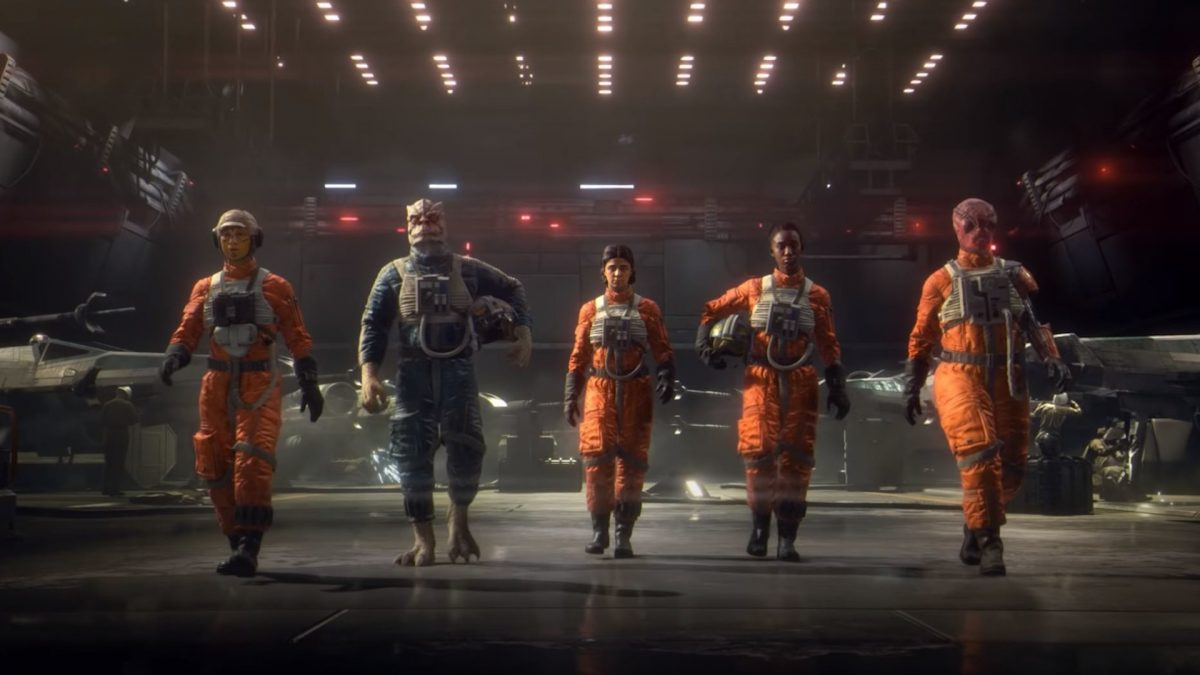 Will there be DLC for Star Wars: Squadrons?